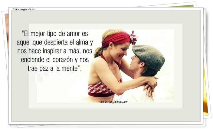 El mejor tipo de amor