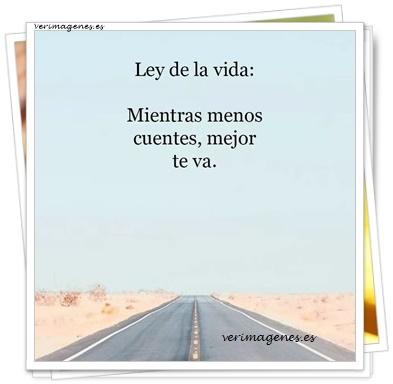 Imagen Ley de la vida: