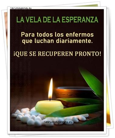Imagen La vela de la esperanza