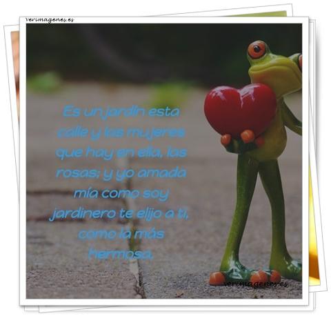 Frases de Poemas De Amor