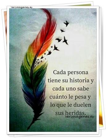 Cada persona tiene su historia
