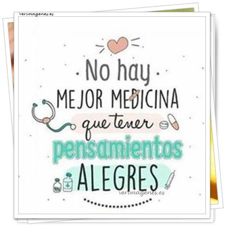 Imagen No hay mejor medicina