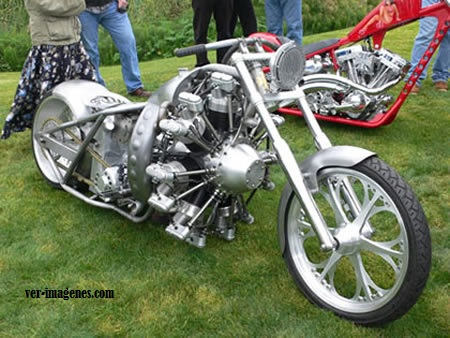 Exposicion de motos