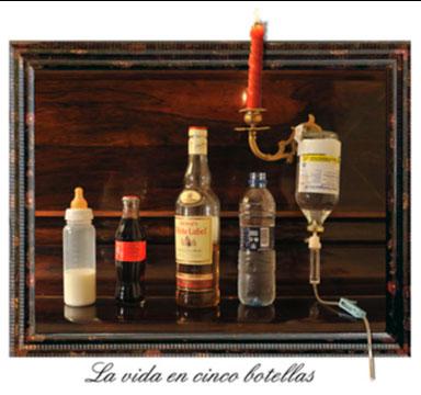 La vida en 5 botellas