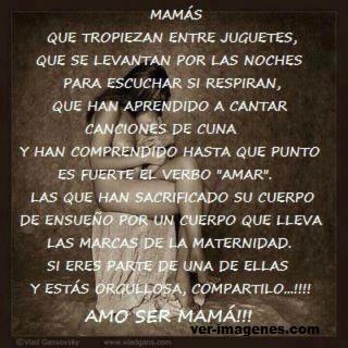 Mamas....