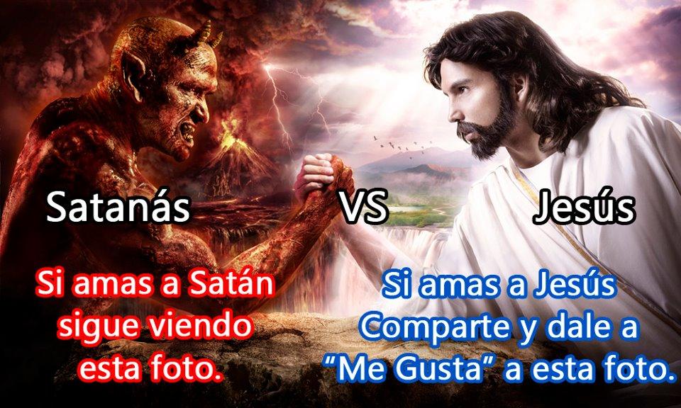 Satanas VS Jesus