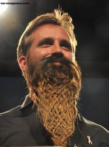 Barba trenzada