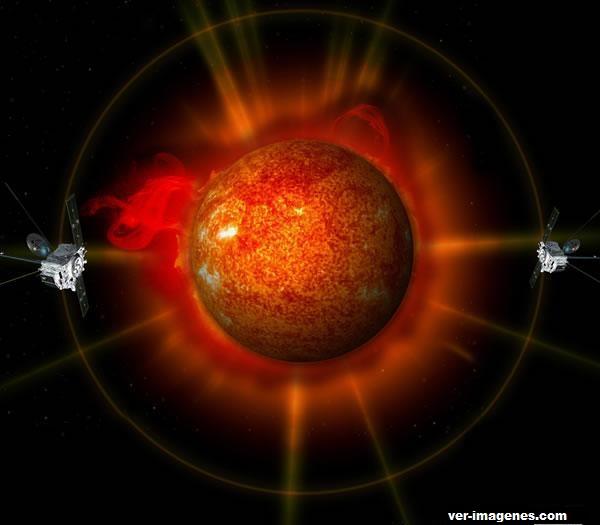 Imagen Las primeras imágenes completas del Sol