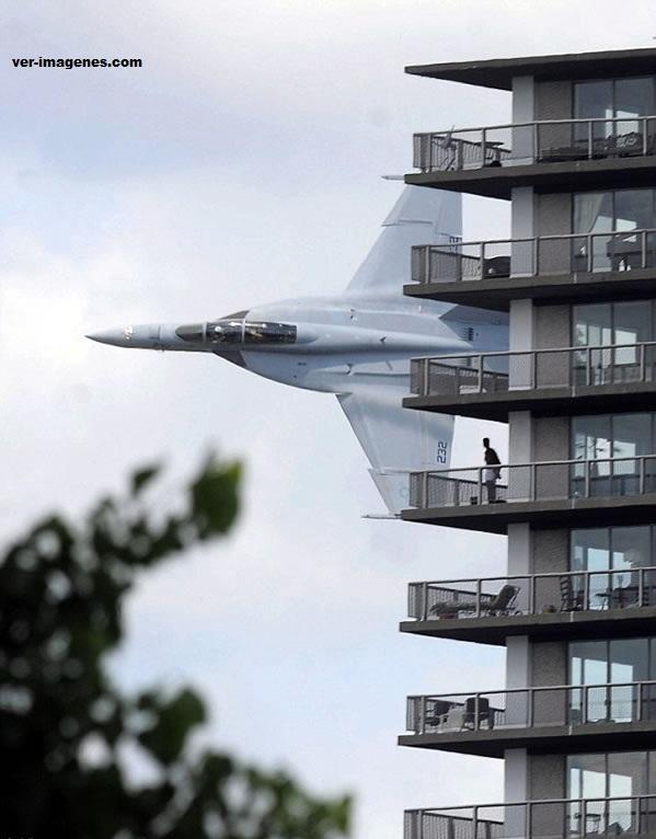 Imagen Avion impresionante
