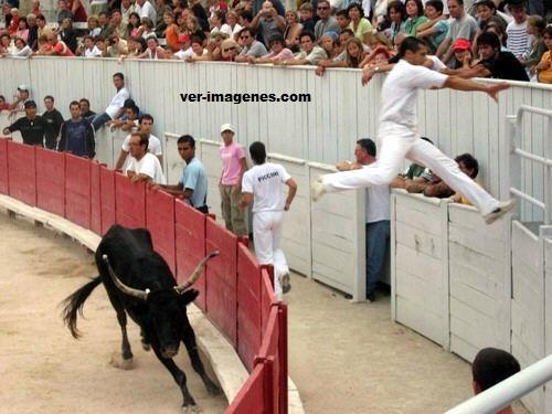 En los toros