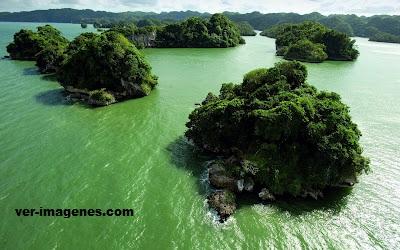 Península de samaná en la república dominicana