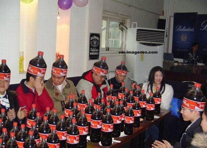 Imagen La secta de la Cocacola