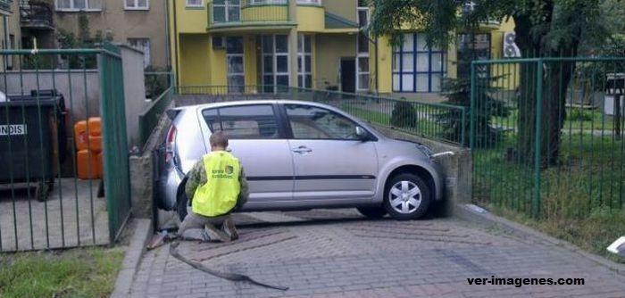 Buena forma de aparcar