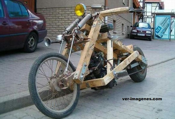 Solo me alcanzó para esta moto!