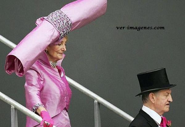 Un sombrero para la época de lluvias!