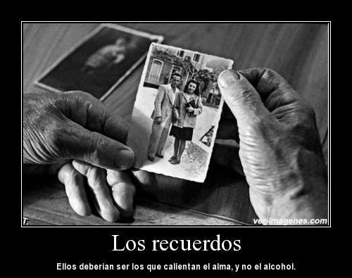 Los recuerdos