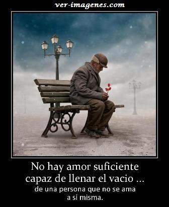 No hay amor suficiente ...