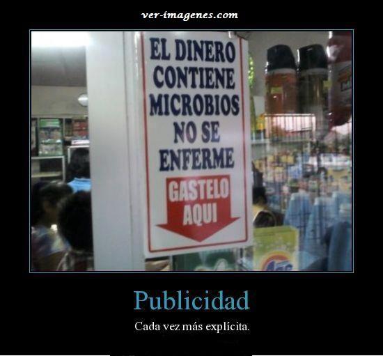 Publicidad ...