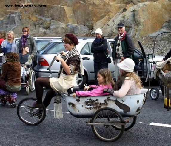 bici familiar