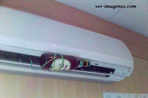 ¿no tienen frigorífico?