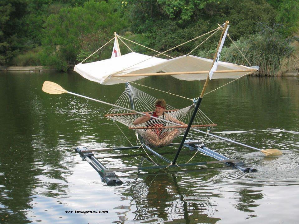 Hamaca canoa