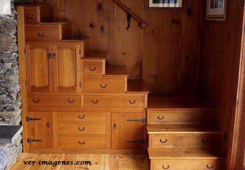 Escaleras bien aprovechadas