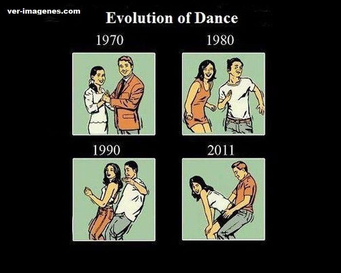 Imagen El baile ha evolucionado