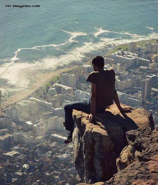Un hermoso lugar no apto para personas con miedo a las alturas
