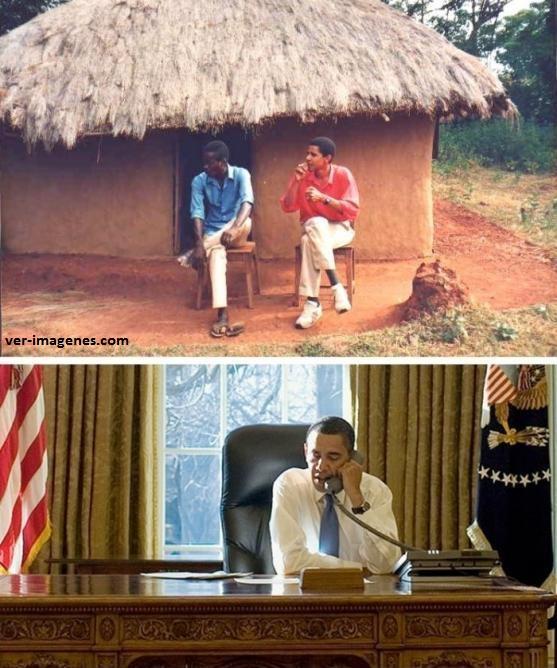 El antes y después de barack obama