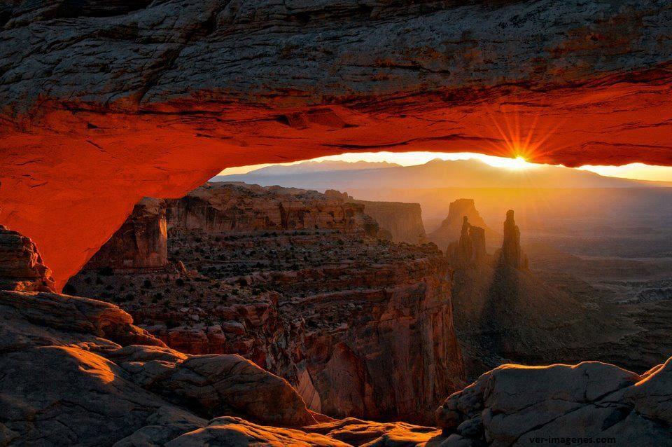 Parque nacional canyonland utah, estados unidos