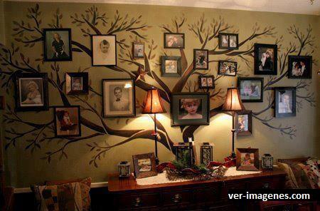 Arboles genealogicos creativos - Imagui