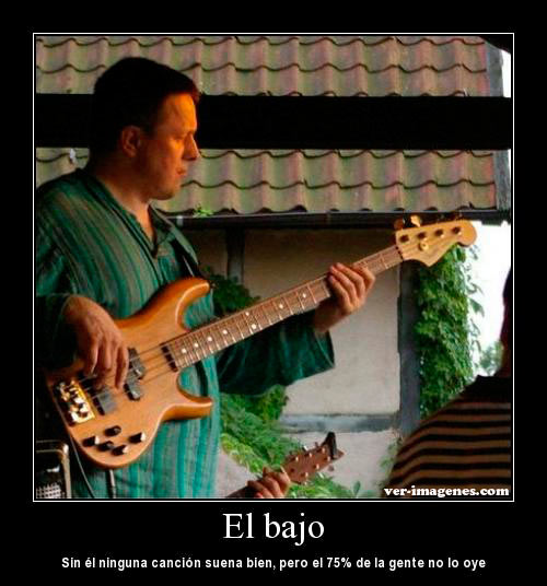 Imagen El Bajo