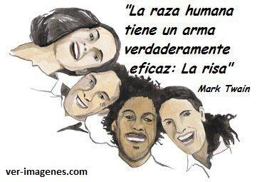 La raza humana .....