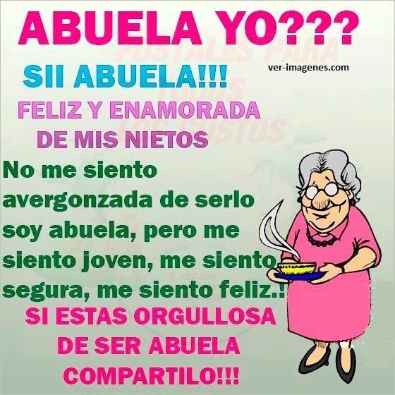 Abuela yo ???