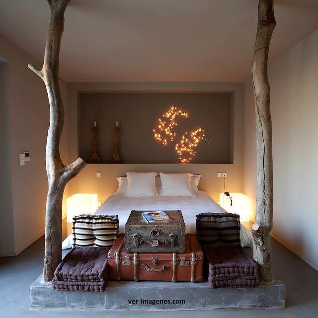 Imagen Sencilla, pero elegante habitación....