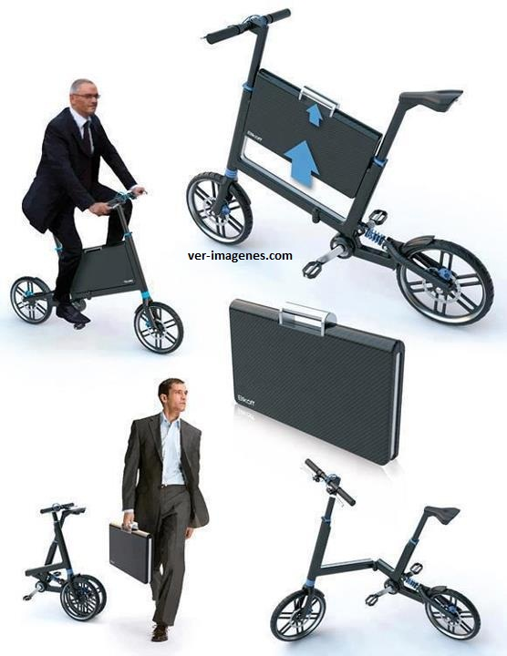 Bicicleta para ejecutivos