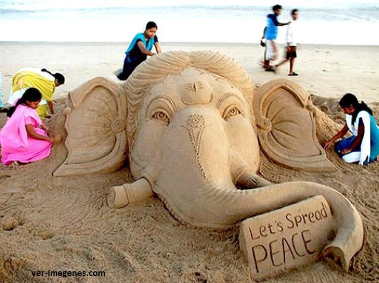 Vamos a difundir la paz