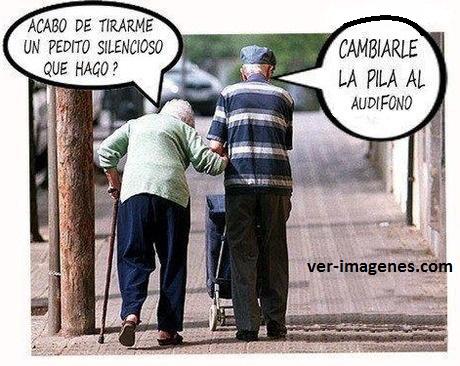 Los abuelitos....