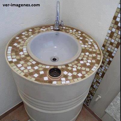 Fantástico lavamanos