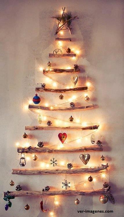 Arbol de Navidad muy peculiar