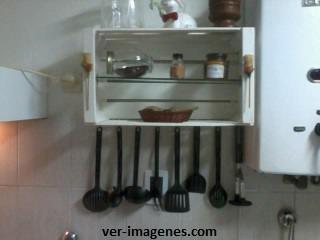 Imagen Estante de Cocina