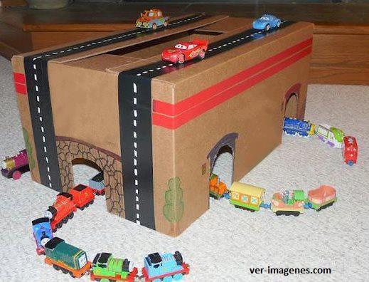 Imagen Estación de Trenes Reciclada