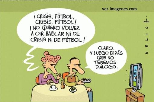 Crisis, Fútbol.....