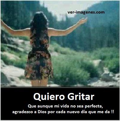 Imagen Quiero Gritar