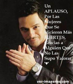 Imagen Un Aplauso, Por Las Mujeres