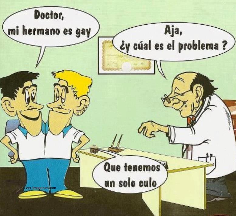 Doctor, mi hermano ....