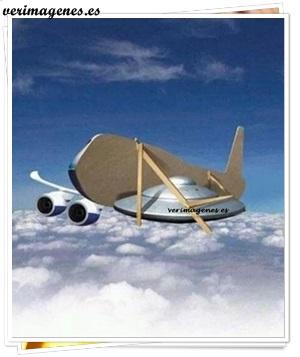 Nuevo modelo de platillos voladores