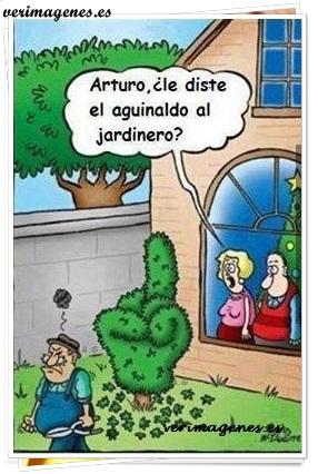 El Aguinaldo del jardinero