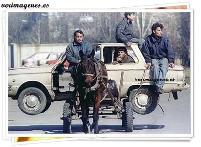 Nuevos coches de caballos