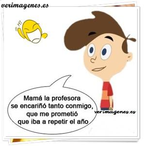 Imagen Repetir curso